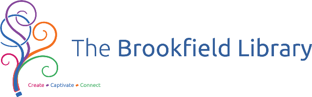 The Brookfield Library Retina Logo